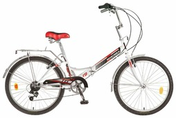 Подростковый городской велосипед Novatrack TG-24 Classic 6 (2017)