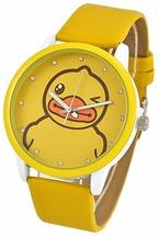 Наручные часы Тик-Так H502 Желтый/желтый