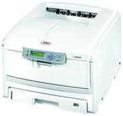 Принтер OKI C8600cdtn
