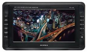 Автомобильный телевизор SUPRA STV-1001