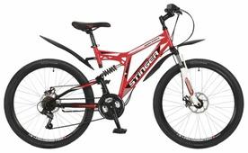 Горный (MTB) велосипед Stinger Highlander 100D 26 (2017)