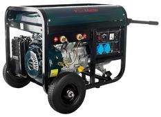 Бензиновый генератор BauMaster PG-8719WX (4500 Вт)