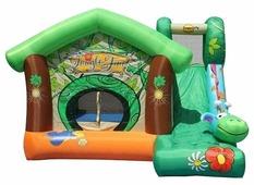 Надувной комплекс Happy Hop Жирафик 9139