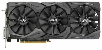 Видеокарта ASUS Radeon RX 480 1266Mhz PCI-E 3.0 8192Mb 8000Mhz 256 bit DVI 2xHDMI HDCP
