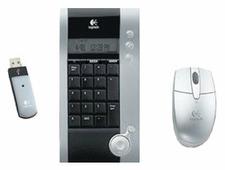 Клавиатура и мышь Logitech V250 Cordless Black-Silver USB