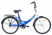 Подростковый городской велосипед Aist Smart 24 1.0 (2016)