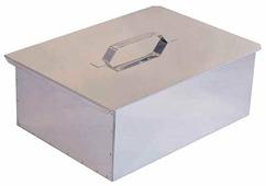 Коптильня ТЕХНОЛИТ двухъярусная 380х280х170 (ст. 0,8 мм)