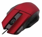 Мышь Aneex E-M3009 Red-Black USB