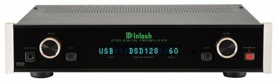 Предварительный усилитель McIntosh D150