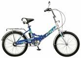 Городской велосипед STELS Pilot 430 20 (2015)