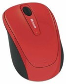Мышь Microsoft Wireless Mobile Mouse 3500 Limited Edition Flame Red USB