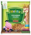 Каша Heinz безмолочная гречневая с Омега 3 (с 4 месяцев) 30 г