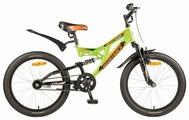 Подростковый горный (MTB) велосипед Novatrack Shark 20 1 (2017)