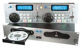 DJ CD-проигрыватель US Blaster USB 7326
