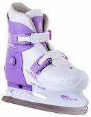 Детские прогулочные коньки Alpha Caprice PW-219 Girls для девочек
