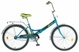 Подростковый городской велосипед Novatrack TG-24 Classic 1 (2017)
