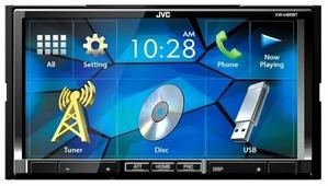 Автомагнитола JVC KW-V420BTQ