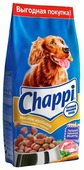Корм для собак Chappi Мясное изобилие с овощами и травами