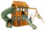 Домик Selwood Products Rede Climbing Frame