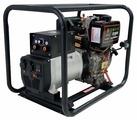 Дизельный генератор Gesht GD180EW (5000 Вт)