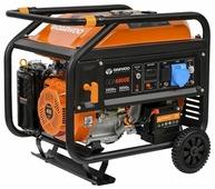 Бензиновый генератор Daewoo Power Products GDA 6800E (5000 Вт)
