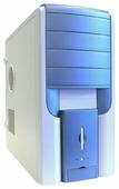 Компьютерный корпус IN WIN J535 w/o PSU White/blue