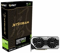 Видеокарта Palit GeForce GTX 1060 1506MHz PCI-E 3.0 6144MB 8000MHz 192 bit DVI HDMI HDCP JetStream