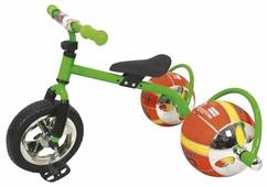 Трехколесный велосипед BRADEX Баскетбайк De 0051 Green