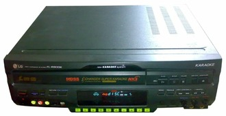 CD-чейнджер LG FL-R900 K