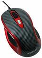 Мышь Prestigio L size mouse PJ-MSO3 Carbon-Red USB