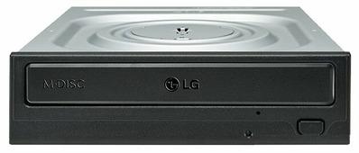 Оптический привод LG GH24NSD1 Black