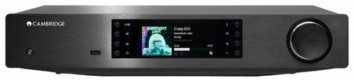 Сетевой аудиоплеер Cambridge Audio CXN