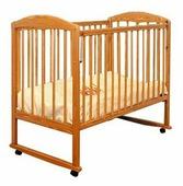 Кроватка СКВ-Компани 11011 (качалка)