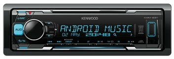 Автомагнитола KENWOOD KMM-123Y