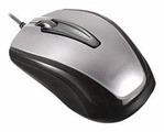 Мышь BTC M888PU Black+Silver USB