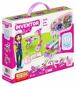 Конструктор ENGINO Inventor Girl IG10