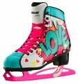 Женские фигурные коньки PowerSlide Ice 902199 Pop Art