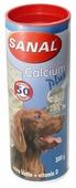 Витамины Sanal Calcium Plus для собак