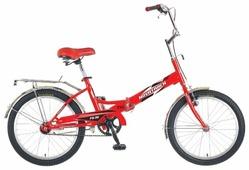 Подростковый городской велосипед Novatrack FS-30 20 1 (2017)