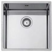 Врезная кухонная мойка TEKA BE Linea R15 40.40