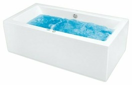 Ванна POOLSPA VITA 170x75 акрил угловая