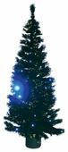 Снегурочка Ель Неоновые лампы черная