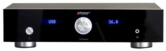 Предварительный усилитель Advance Acoustic X-Preamp