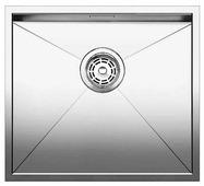 Интегрированная кухонная мойка Blanco Zerox 450-IF 49х44см нержавеющая сталь