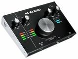 Внешняя звуковая карта M-Audio M-Track 2x2