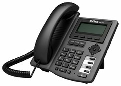 VoIP-телефон D-link DPH-150S/F4
