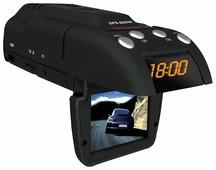 Видеорегистратор с радар-детектором Mongoose GPS-2000VR