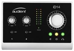 Внешняя звуковая карта Audient iD14