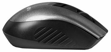 Мышь SVEN RX-325 Wireless Silver-Black USB