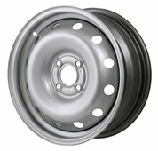 Колесный диск Magnetto Wheels 15001S 6x15/4x100 D60 ET50 Silver
